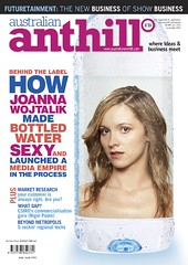 Cover of Australian Anthill #16
