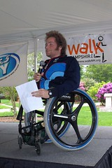 Tyler Walker -- NH Paralympic Skier