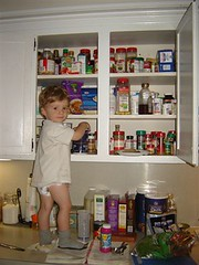 Diggin in the spice cabinet