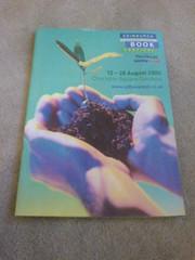 The Edinburgh International Book Festival Programme 2006