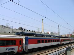 ChungRyangLi Station