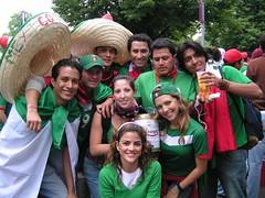 Algunos mexicanos :-P