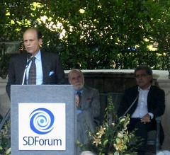SDForum Visionary Event: Michael Milken