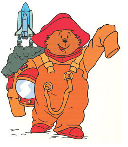 Paddington Blasts Off