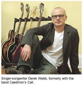 Musician Derek Webb