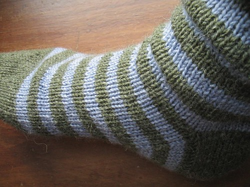 basic stripes sock one