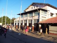 Train Station, Dodoma, TZ