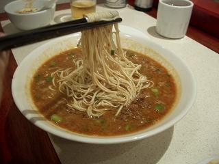 20060413 詠藜園 改良擔擔麺(改良担々麺)