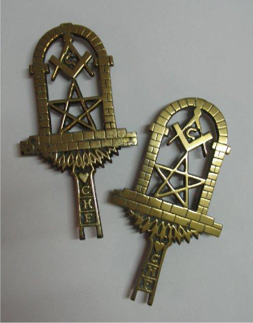 brass trivets
