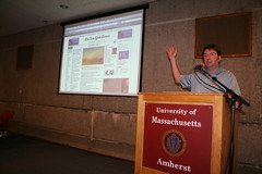 Robb Montgomery at UMass