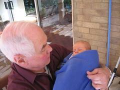 grandpa howie!