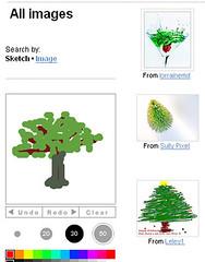 Flickr retriver découvre les photos qui ressemblent à votre dessin !