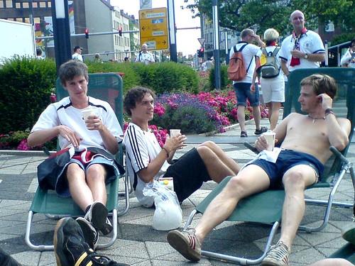 WM-Halbfinale in Dortmund 04