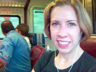 riding the metro-north railroad