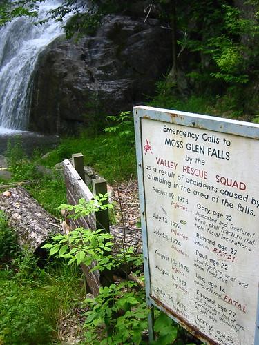 Falls Sign