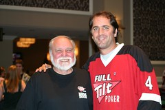 Dad and Phil Gordon