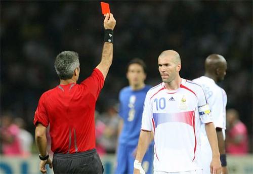 Adios Zidane!