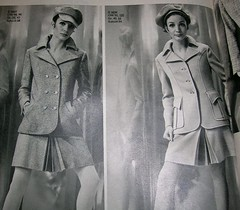 Vintage suit with shorts! (1972)