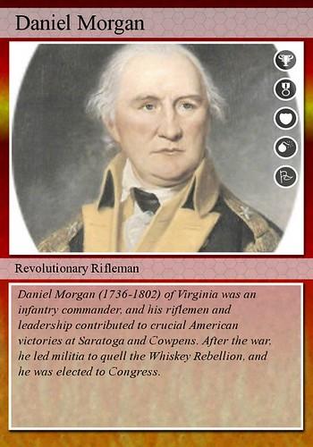 Forgotten Founding Fathers Daniel Morgan
