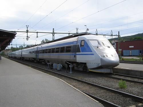 X2 in Sundsvall