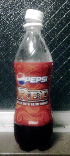 Pepsi Red