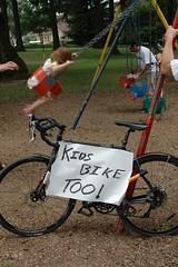 Bike Jammin picnic