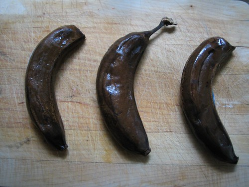 The Saddest Bananas in the Whole Wide World....