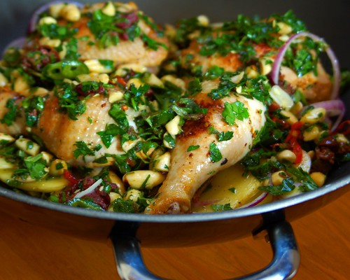 chicken dish