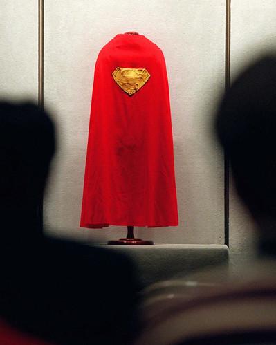 The Superman cape