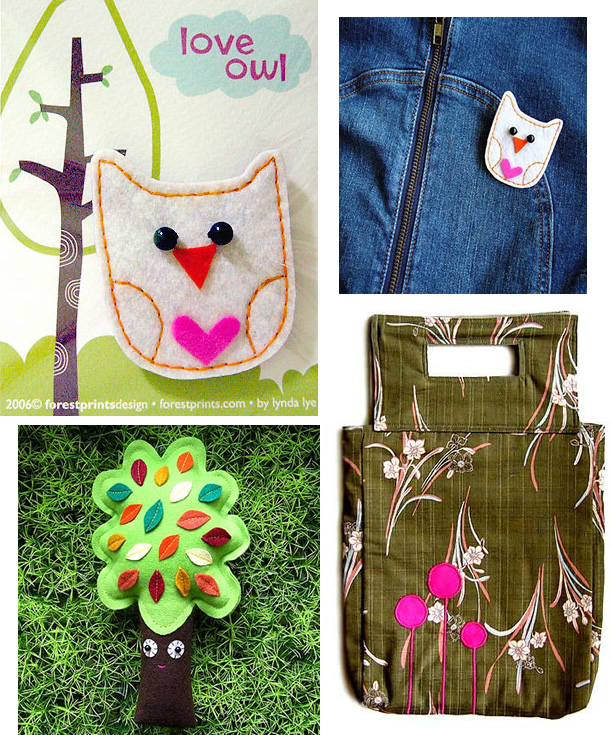Forestprints Design - Little Odd Forest: Adorable Budget Finds