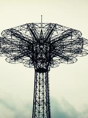 Parachute Jump, Coney Island, Booklyn