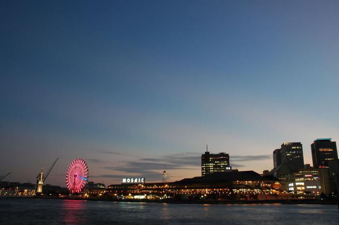 華麗的遊樂園-神戶港