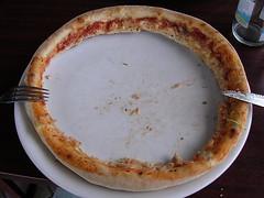 Pizzahål liten
