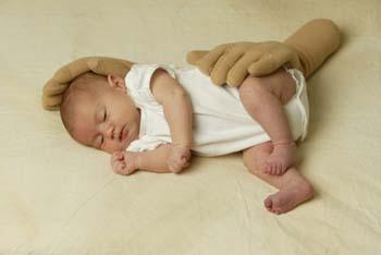 Zaky Infant Pillow