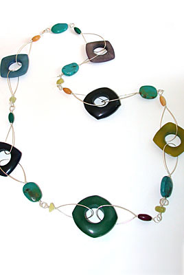 Fabulously Green: Lucina: Eco-elegant Jewelry