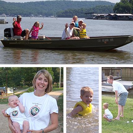 lake trip 2005