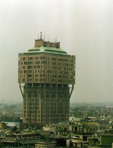 Torre Velasca Milan