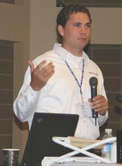 John Baker, Desire2Learn CEO