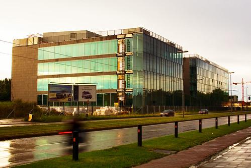 Het nieuw gerechtsgebouw