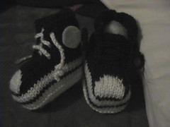Converse Booties