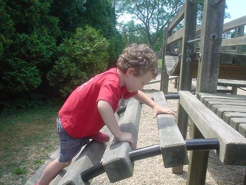 playgorund climb