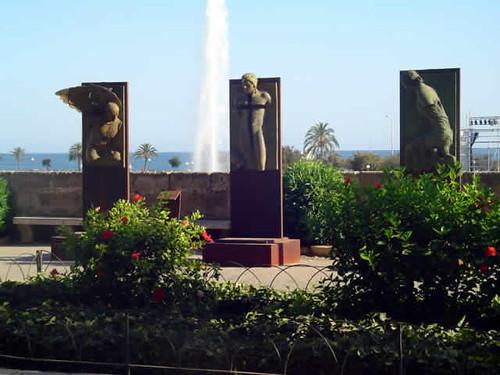 esculturas de Mitoraj