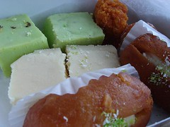 Mithai from A-One Catering