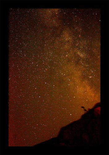 Starry night/ Noche estrellada