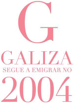 galiza segue a emigrar no 2004