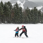 12/22/16 Cannon Kids love when it snows!