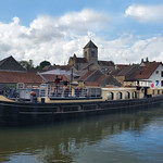Rendez-Vous cruises the Burgundy canal