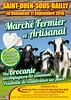 Affiche Marché Fermier 2016