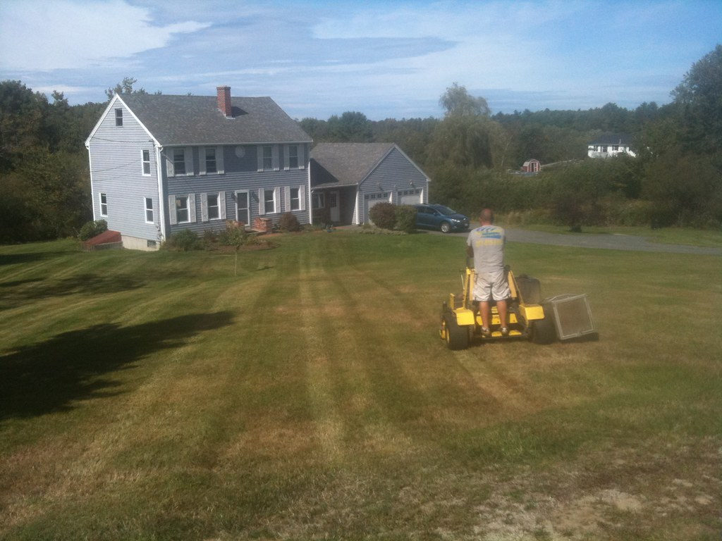 Residential Lawn Care Atlantic Lawn Care Portland Maine