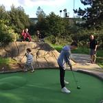 Crazy golf for Ryan's birthday<br/>26 Sep 2015